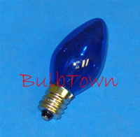 C Shaped Bulbs